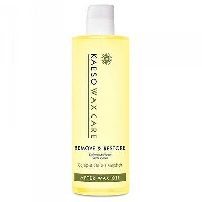 Kaeso Remove & Restore After Wax Oil 250ml (Official Stockists) Genuine Product