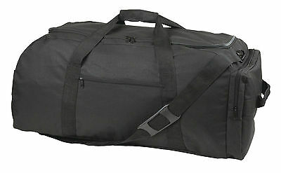 "31"" Extra Large Travel Duffle Sports Gym Bag Duffel Backpack Yoga Workout Hiking"