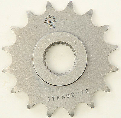 JT Sprockets Steel Sprocket JTF402.16 JTF402 16 24-8930 1212-0187 55-40216 Front