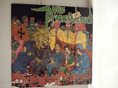 The Accused - Hymns for the deranged              .............Vinyl