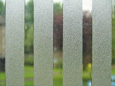 Decorative Window Static Film Stained Glass Paper Frosted Vinyl Privacy Covering