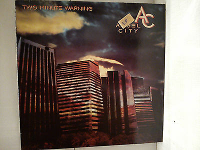 Angel City - Two minute warning  ..........................Vinyl