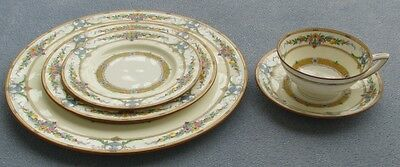 Five Piece Place Setting Minton Helena Dinnerware