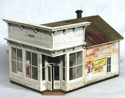 O SCALE On3/On30 BANTA MODEL WORKS #6081 Silver Plume Bakery