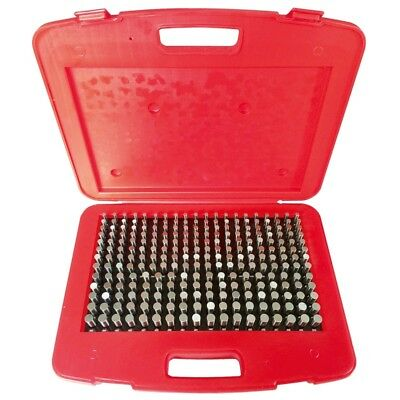 250 Piece (M2-) Pin Gage Set (.251-.500) (4101-0012)