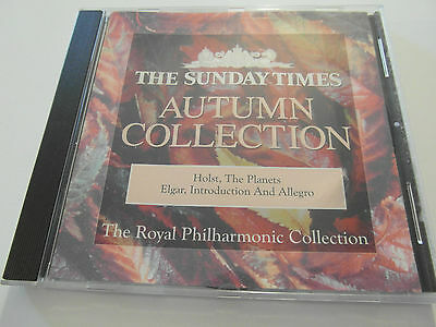 Autumn Collection - The Sunday Times Music (CD Album) Used very good