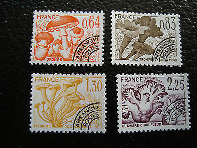 FRANCE - timbre yt preoblitere n° 158 a 161 n** (A2) stamp french (A)