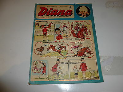DIANA Comic - No 319 - Date 29/03/1969 - UK PAPER COMIC