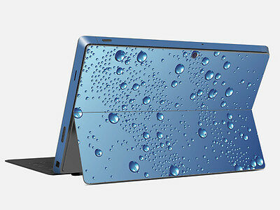 Blue Sea Skin Tablet Sticker Protector Cover Decal For Microsoft Surface Pro