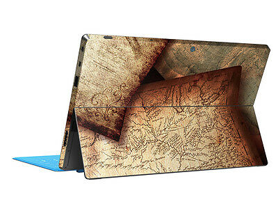New Vinyl Tablet Sticker Skin Cover Protector Decal For Microsoft Surface RT