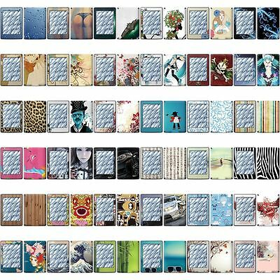 Many Designs Sticker Skin Cover Protector Decal For Amazon Kindle Paperwhite
