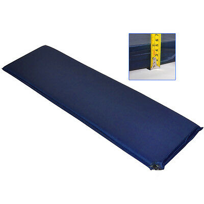 Clearance Sale Self Inflating Single Camping Mat 5cm Blue