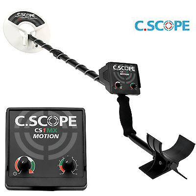 C Scope CS1MX High Frequency, Motion,+ Coil Cover & Headphones