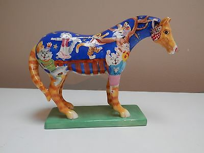 Trail of Painted Ponies, Kitty Cats Ball, 2nd Edition, Retired