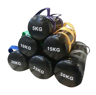 Powerbag Sandbag Sandsack Gewichte Training Fitness 5-30kg Crossfit Outdoor Core