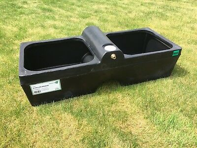 Cattle Drinker Agricultural Water Trough 30 Gallon sheep horse STRONG Livestock