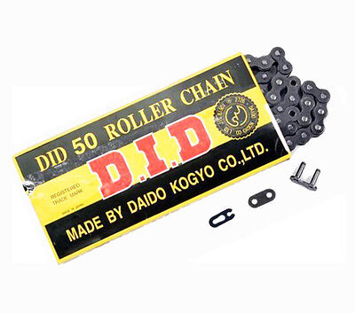 DID 530 Standard Steel Motorcycle Drive Chain ( all lengths )