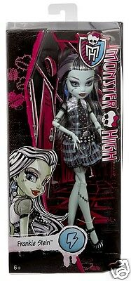 Monster High Original Favorites FRANKIE STEIN Doll Ghouls Collection NEW