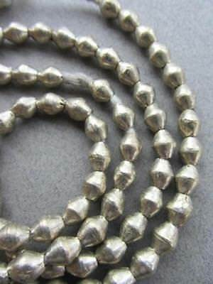 African Silver Spacer Beads [61486]