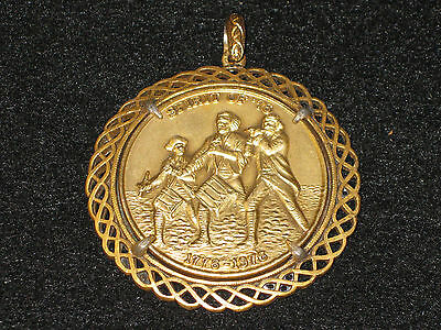 Spirit Of 1976 Two-Sided Medallion The Great Seal Of United States Of America