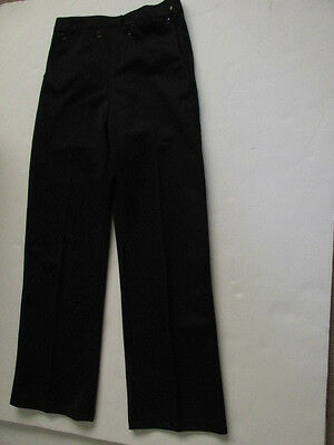 Mens Fall Front Trousers/1800sFall Front pants Dickens/Regency size W 30-L28
