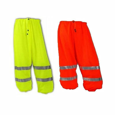 Tingley, Class E High Visibility Pants, Orange/Green P70022 - P20029, Small - 5X