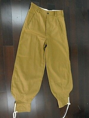 Wwii Italian M41 Tropical Repro Of Trousers (Custom Tailored / Made) -32740