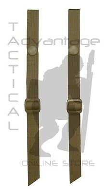 Eagle Industries USMC FILBE Quick Disconnect Strap Field Repair Set, coyote