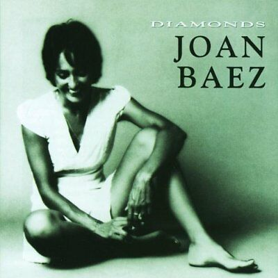 Joan Baez Diamonds 2 Cd Folk New Set