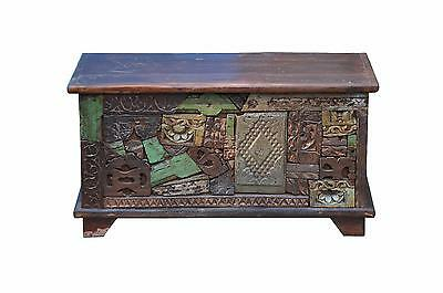 India Recycling Box Chest Cassette fine painting Rajasthan
