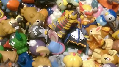 Vintage Pokemon Hollow Figures (Finger Puppets) From Bandai Gen 4 Listing 2