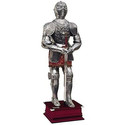 Carlos V Suit of Armor by Marto of Toledo Spain - Full Size - Bas Relief 902S