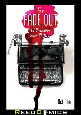 FADE OUT VOLUME 1 GRAPHIC NOVEL New Paperback Collects Issues #1-4 Ed Brubaker