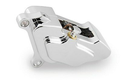 Bikers Choice High Performance 4 Piston Caliper Front Left For Harley