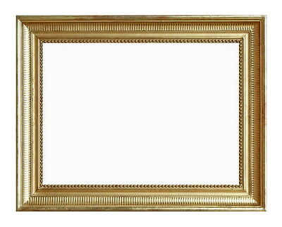 Antique Frame, Germany,  original 19th century  around 1880  (# 0769)