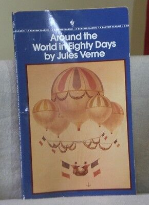 Around the World in 80 Days by Jules Verne (1984, Paperback) Sonlight
