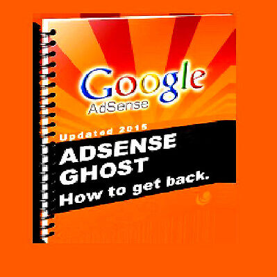 Suspended AdSense Account? Get it Back NOW! Complete Guide PDF