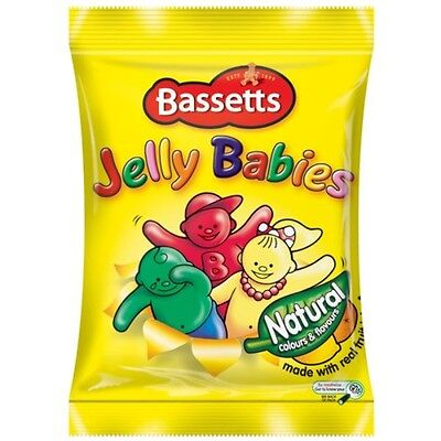 Bassetts Jelly Babies 190g Shipped around the world from the UK.
