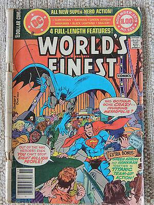 Lot 1- 5 DC Comics GI combat, Fighting Forces,Beowulf,Witching Hour,World Finest