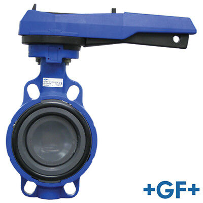 "8"" PVC 563 Aqua Butterfly Valve with EPDM Seals"