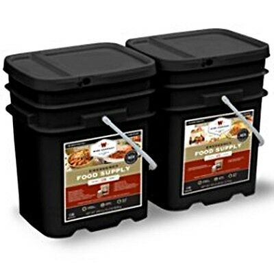 Wise products long term food storage 240 servings breakfast and dinner meals