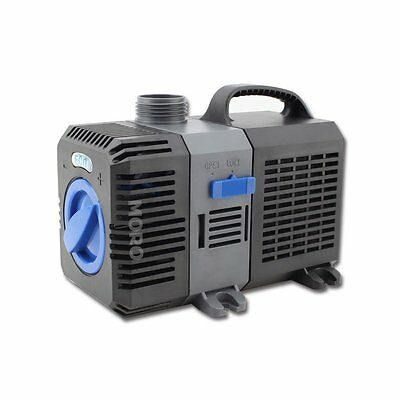 OZ 5000L/H Submersible Water Filter Pump Aquarium Fountain Pond Pump Fish Tank