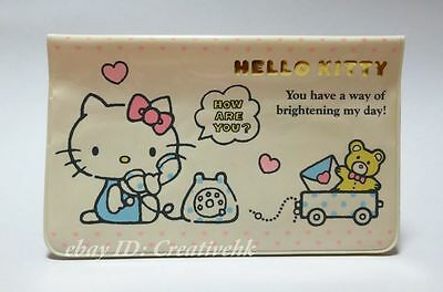 Japan Sanrio Original Hello Kitty Love Card Holder (NEW)