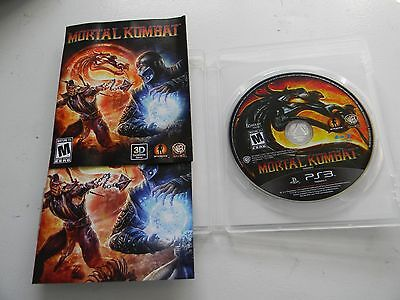 Mortal Kombat Exclusive Content Sony Playstation 3 - Play as KRATOS- Complete!!