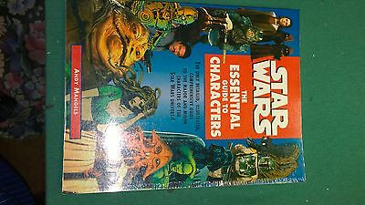 Star Wars The Essential guide to characters very good condition