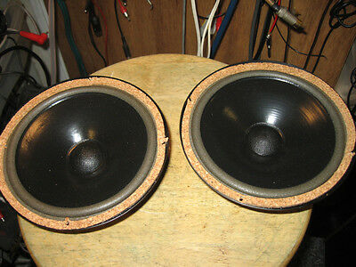 Mission 70S Woofers (2)