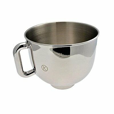 Kenwood Polished Stainless Steel Bowl Kw710652 For Kmx Models Below Heidelberg