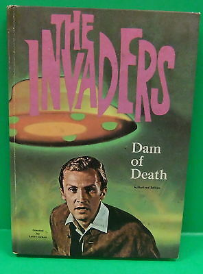 The Invaders Dam Of Death 1967 Whitman 1545 Jack Pearl