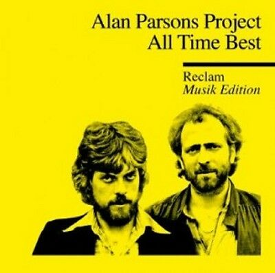 The Alan Parsons Project - All Time Best - Reclam Musik Edition 28  Cd New+
