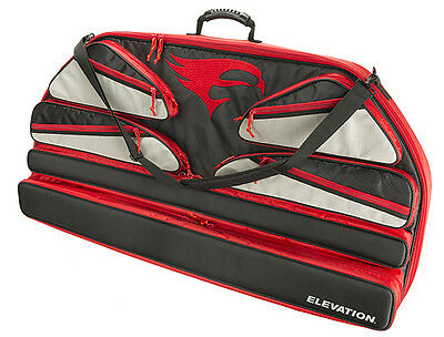 """Elevation Altitude Bow Case Red 41"""""""